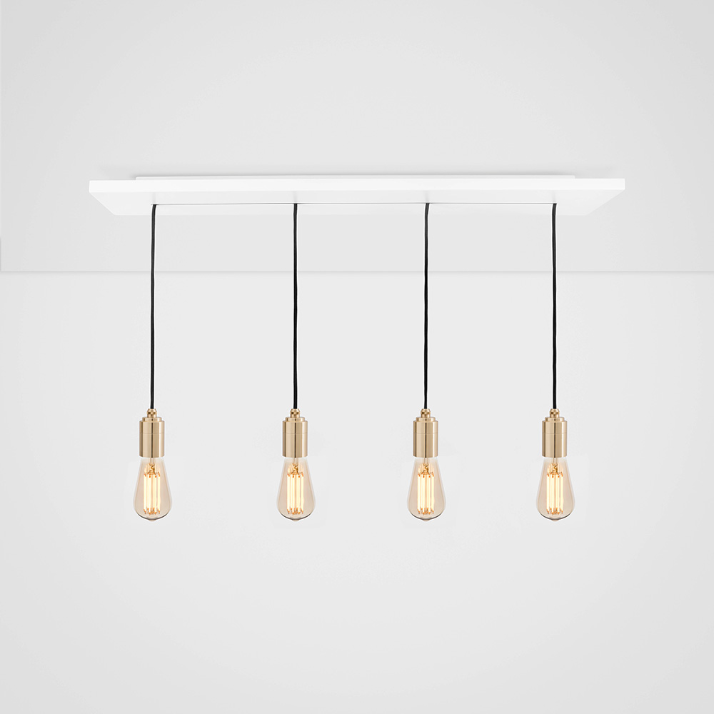 timeless design f25fd 76c87 Squirrel Cage Brass Ceiling Light