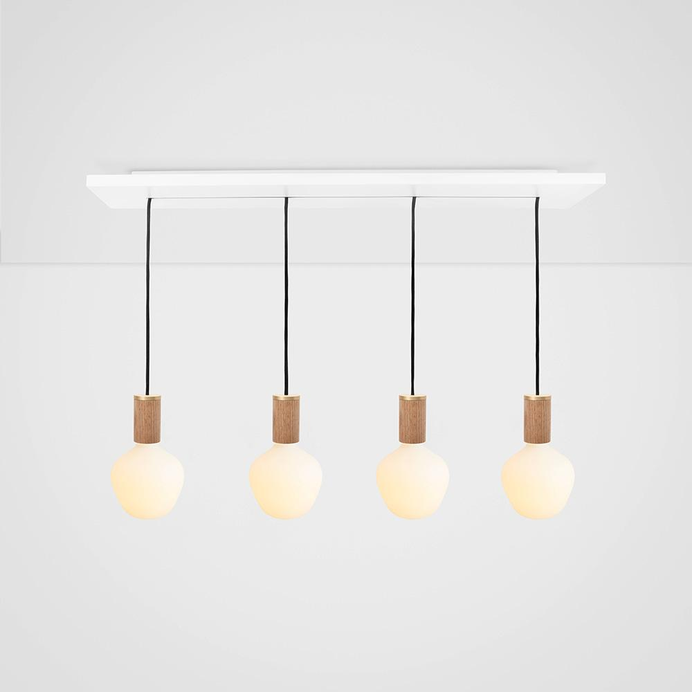 Enno Oak Ceiling Light | Feature Collection | Tala