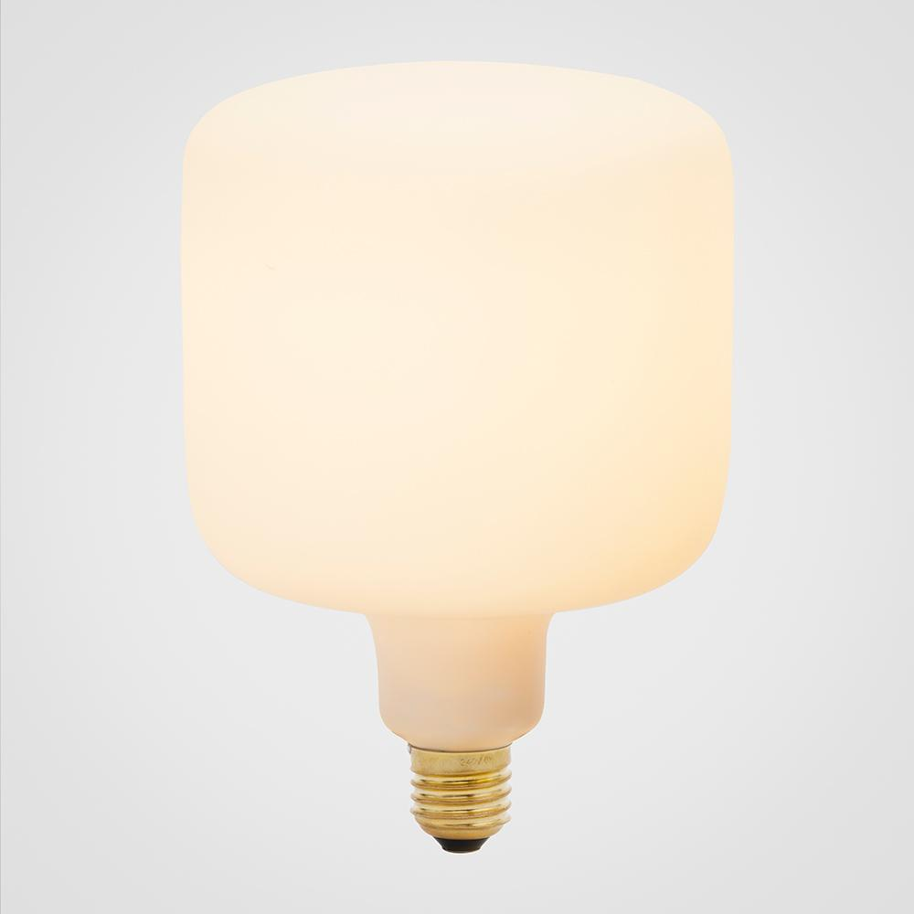 Oblo-porcelain-white-LED-bulb